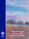 WMO Statement on the Status of the Global Climate